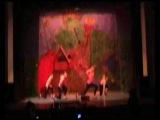 Студенческая Весна МСФ ТГТУ 2011 Танцевальная пародия